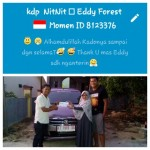Foto Penyerahan Mobil 2 Sales Marketing Dealer Suzuki Balikpapan