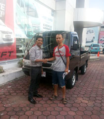 Sales Marketing Mobil Dealer Suzuki Balikpapan BosMobil