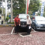 Foto Penyerahan Mobil 11 Sales Marketing Dealer Suzuki Balikpapan