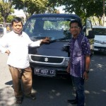 Foto Penyerahan Mobil 12 Sales Marketing Dealer Suzuki Balikpapan